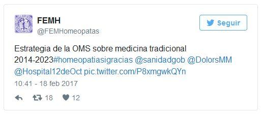 qmph-blgo--OMS-estrategia-medicinas-tradicionales--tweet1